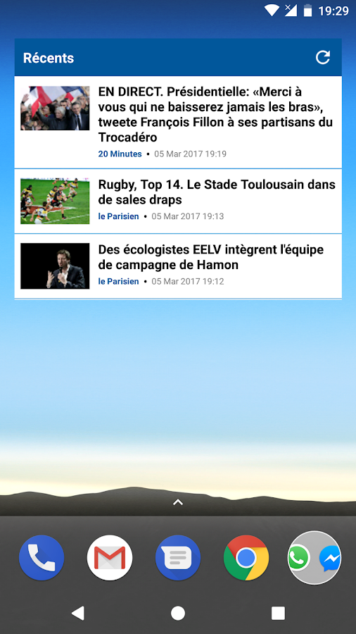 France News (Actualités)- screenshot