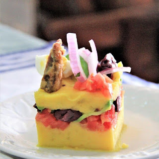 How to be a Gourmet Chef with this Unique Mashed Potato Terrine.