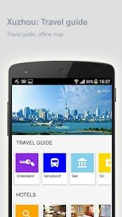 Xuzhou: Offline travel guide - náhled