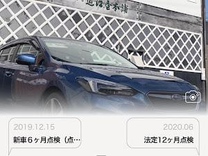 インプレッサ スポーツ GT7 2.0i-s EyeSight (2019)のカスタム事例画像 神楽さんの2020年03月21日23:37の投稿