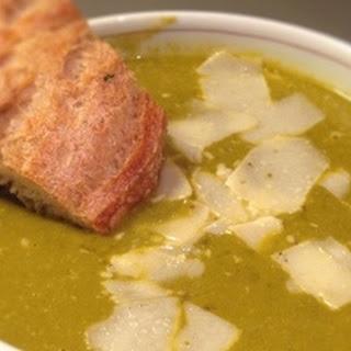 Holy Detox! Kale & Swiss Chard Soup (Recipe)