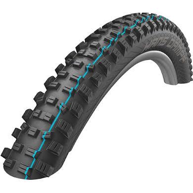 Schwalbe Hans Dampf Tire: 27.5+ Evo, Addix Speed Compound, SnakeSkin