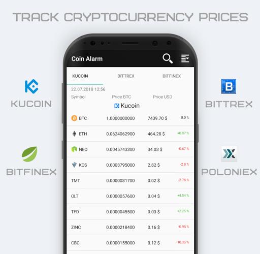 Coin Alarm screenshots 1