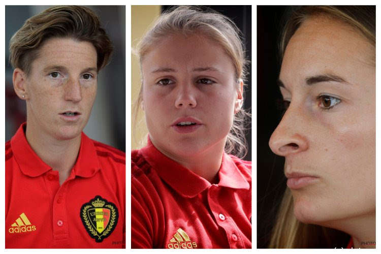 """Tessa Wullaert, Justien Odeurs en Aline Zeler willen knallen tegen Roemenië én Italië: """"Alles of niets nu"""""""