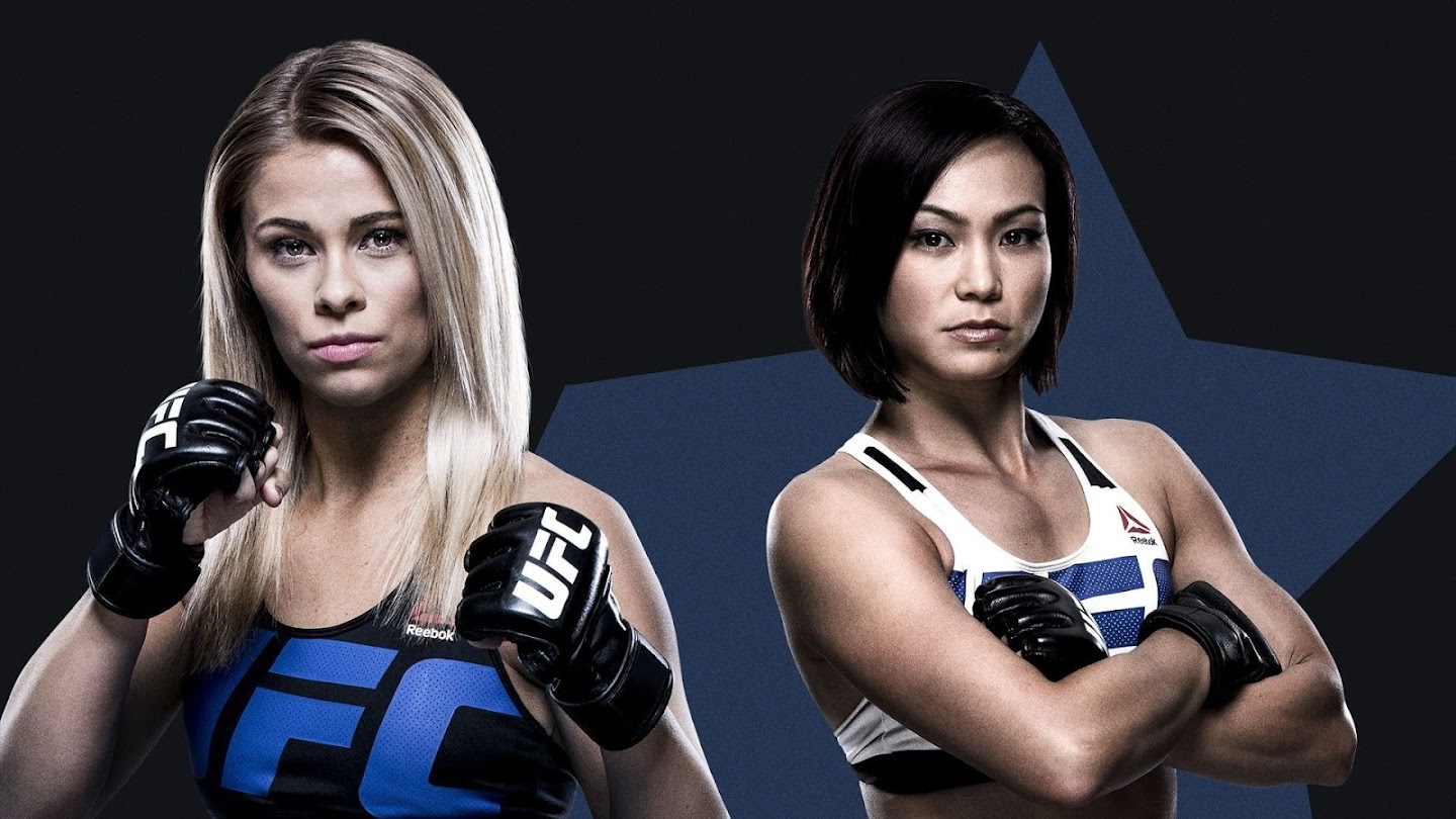 Watch UFC's Road to the Octagon: VanZant vs. Waterson live