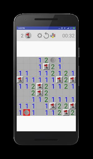 Classic Minesweeper 1.1 screenshots 1