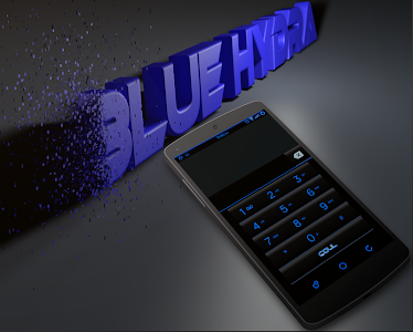 CM12 Theme Blue Hydra v1.0.0 b.14