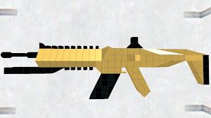 type 1 試作自動小銃