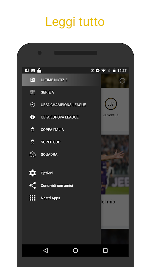 Bianconeri Live- screenshot
