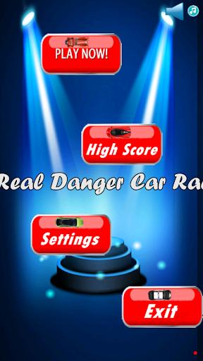 3D DANGER CAR RACING