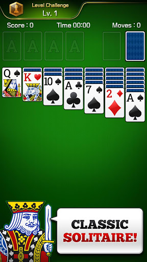 Solitaire Grand Royale : Klondike android2mod screenshots 1