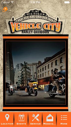 Vehicle City Harley-Davidson®