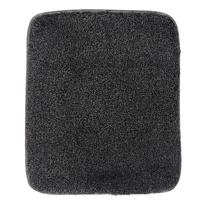 Коврик для туалета Grund Melange антрацит 50х60 см