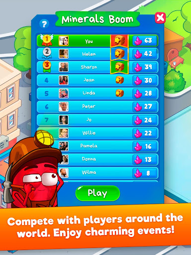 Sugar Heroes - World match 3 game!  screenshots 8