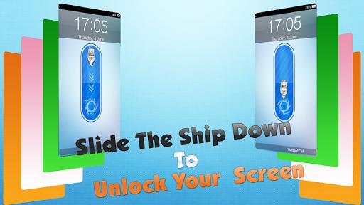 Ship Slider Lock