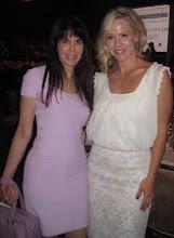 Photo: Julie Spira and Jennie Garth at Step Up's Inspiration Awards