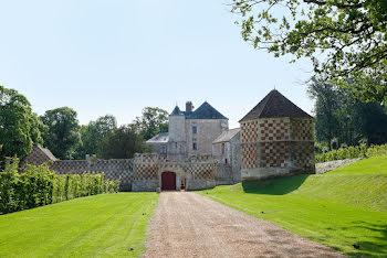 château à Magny-en-Vexin (95)