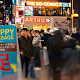 korean seoul wallpaper - night street wallpaper APK