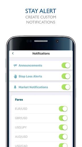 easyMarkets:  Trade Forex, Bitcoin, Oil and Shares 1.20.11 Screenshots 8