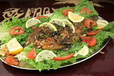 WHOLE TILAPIA (BROILED OR FRIED)