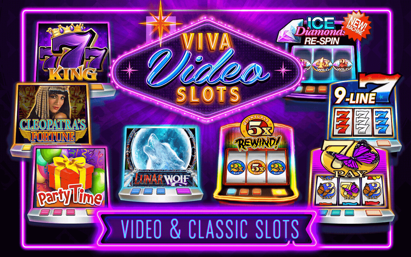 video slots free online videoslots