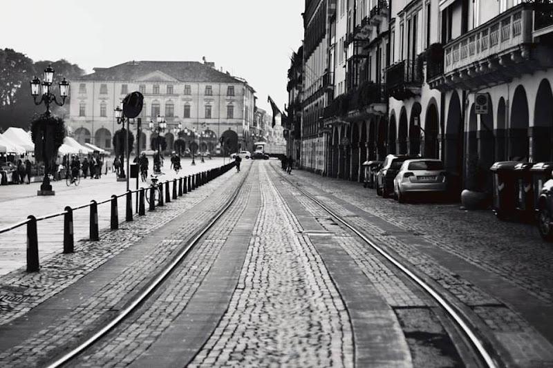 I walk the line di Veronica Michielin