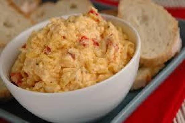 Appetizing Pimiento Cheese Spread Recipe