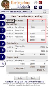 Online Accounting screenshot 3