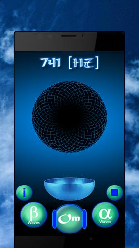 Solfeggio Frequencies & Binaural Beats Meditation 45.0 screenshots 6