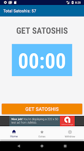 Image result for Bitcoin- Satoshi Faucet