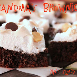 Grandma'S Brownies Recipe