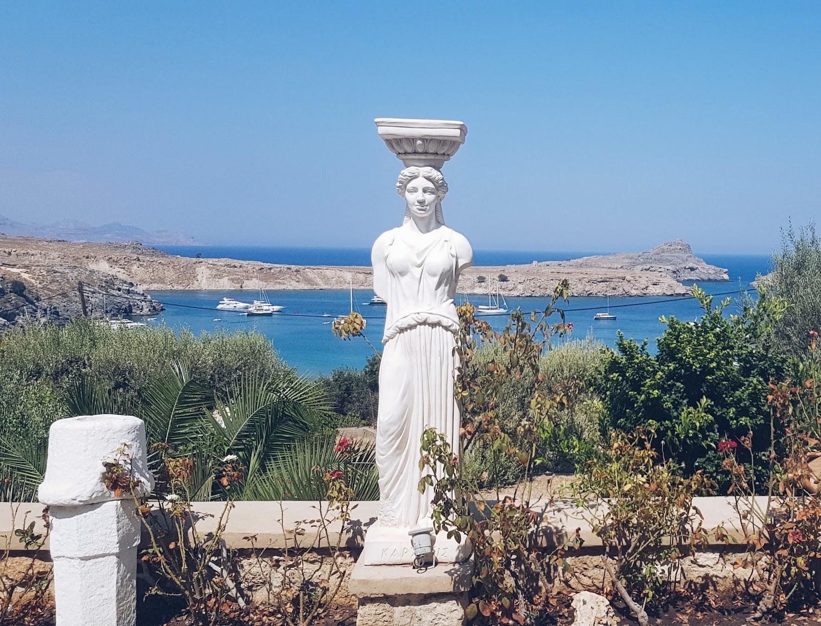 מקומות לא חרושים ברודוס יוון למטיילים לתרמילאים