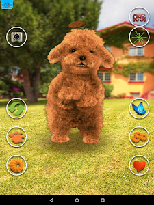 Talking Teddy Dog screenshot 3