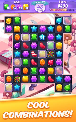 Cookie Crush Match 3 screenshot 4