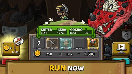 Rush hero  code Triche 1