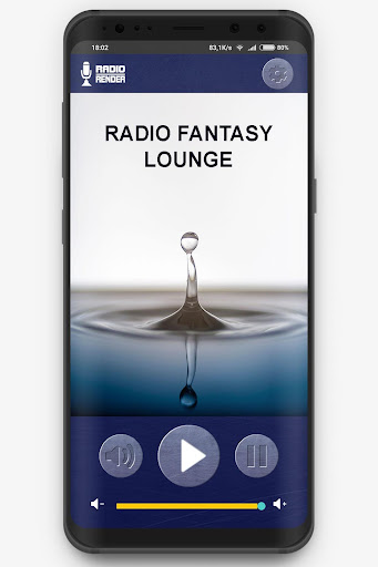Radio Fantasy Lounge Live Chill-Out Station 1.0 screenshots 1