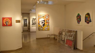 Photo: CityLeaks 2015; Ausstellung Galerie 30Works; MISTER P et al.