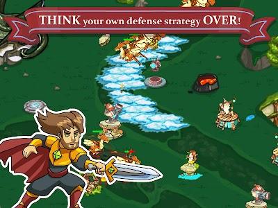 Fantasy Defense v1.0.0.0 (Mod Money/Mana)