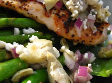 Fireman Bob's Zesty Blue Cheese Chicken Salad Recipe