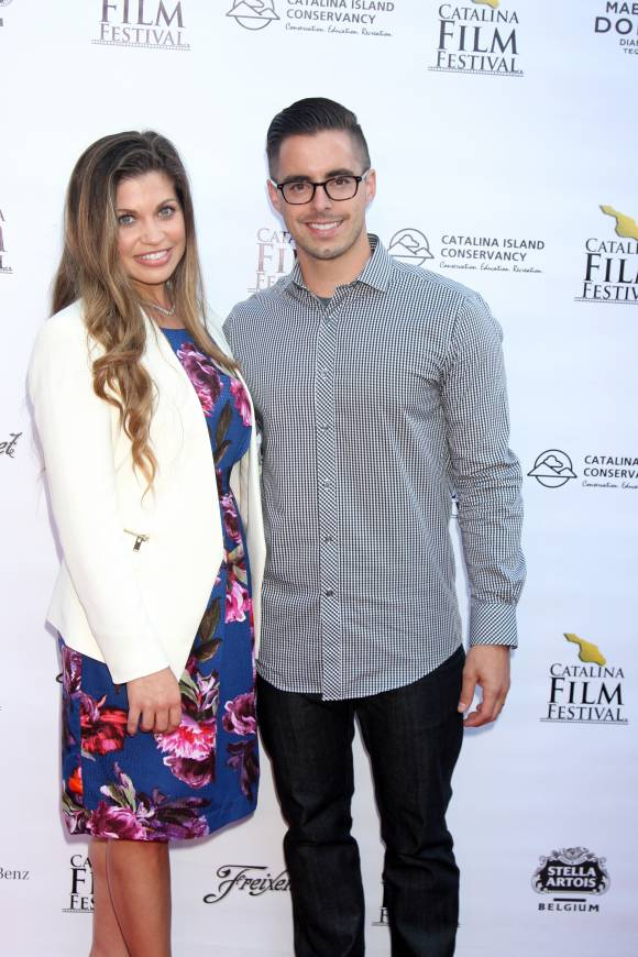 Danielle Fishel And Tim Belusko