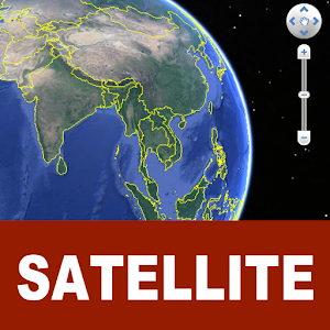 Satellite Map Guide Android Apps On Google Play - Earth map live satellite view
