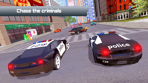 NY Police Chase Car Simulator - Extreme Racer 1.4 screenshots 8