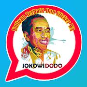 Kata Inspiratif + Sticker Jokowi For WAStickerApps