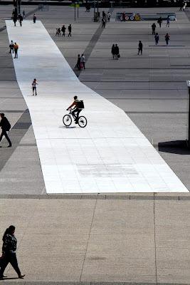 Il ciclista di AlessandroDM