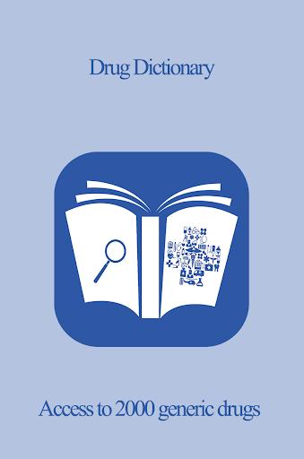 Drug Dictionary 2016
