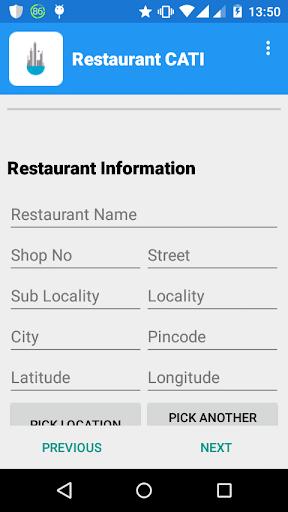 Restaurant CATI