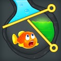 Save the Fish - Pull the Pin Game icon