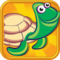 Super Toss Jump The Turtle icon