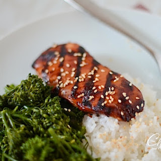 Ginger Soy Grilled Chicken Recipe (Only 3 Ingredients)