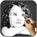 Sketch Photo icon